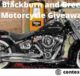 Blackburn and Green Motorcycle Giveaway