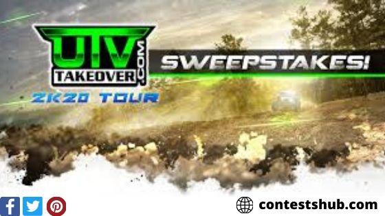 UTV Takeover Trailer Sweepstakes 2020