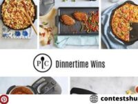 Independent Consultant Pampered Chef Cookware Sweepstakes