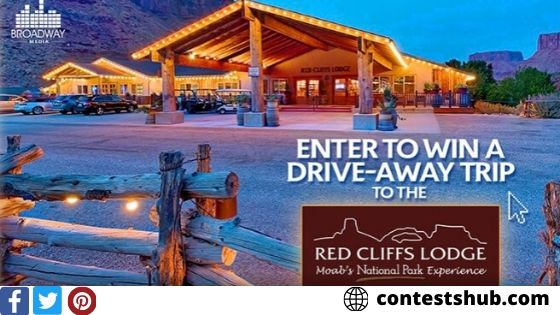 Red Cliffs Lodge Staycation Sweepstakes