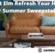 West Elm Refresh Your Home For Summer Sweepstakes