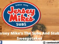 Jersey Mike's The Subs And Stubs Sweepstakes