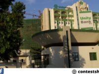 Unity Bank Customer Survey Sweepstakes on Ubsurvey.com