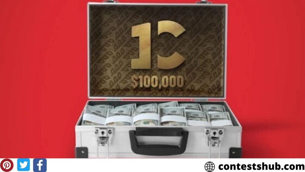 One Country $100,000 Cash Giveaway