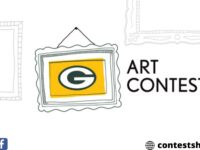 The Green Bay Packers Student Art Contest