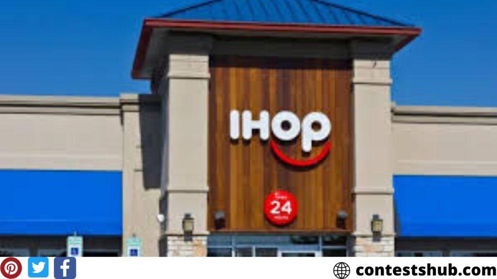 IHOP Guest Satisfaction Survey