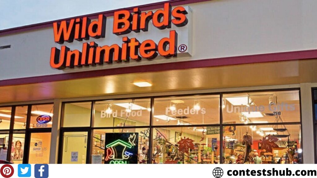 Wild Birds Unlimited Guest Satisfaction Survey