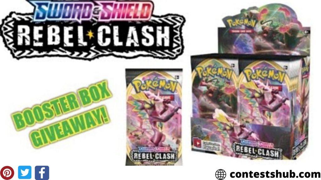 Rebel Clash Booster Packs Giveaway