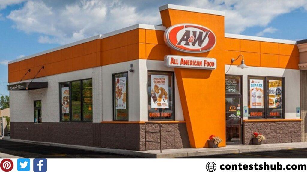 A&W Restaurants Guest Satisfaction Survey