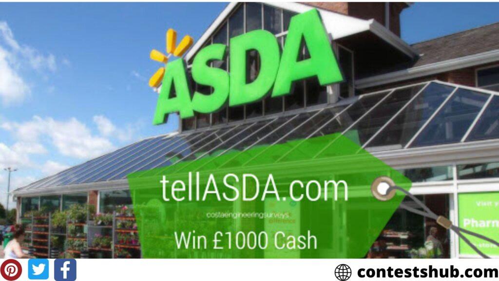 Take Tell ASDA Customer Survey
