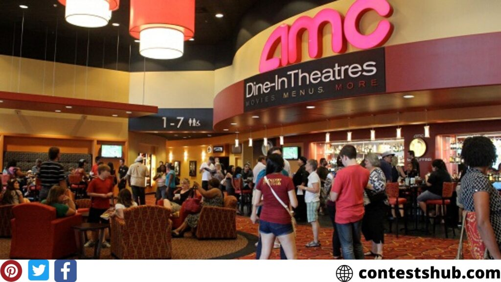 Tell AMC Theatres Guest Satisfaction Survey
