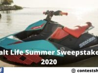 Salt Life Summer Sweepstakes 2020