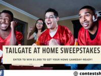 Boulevard Tailgate Sweepstakes 2020