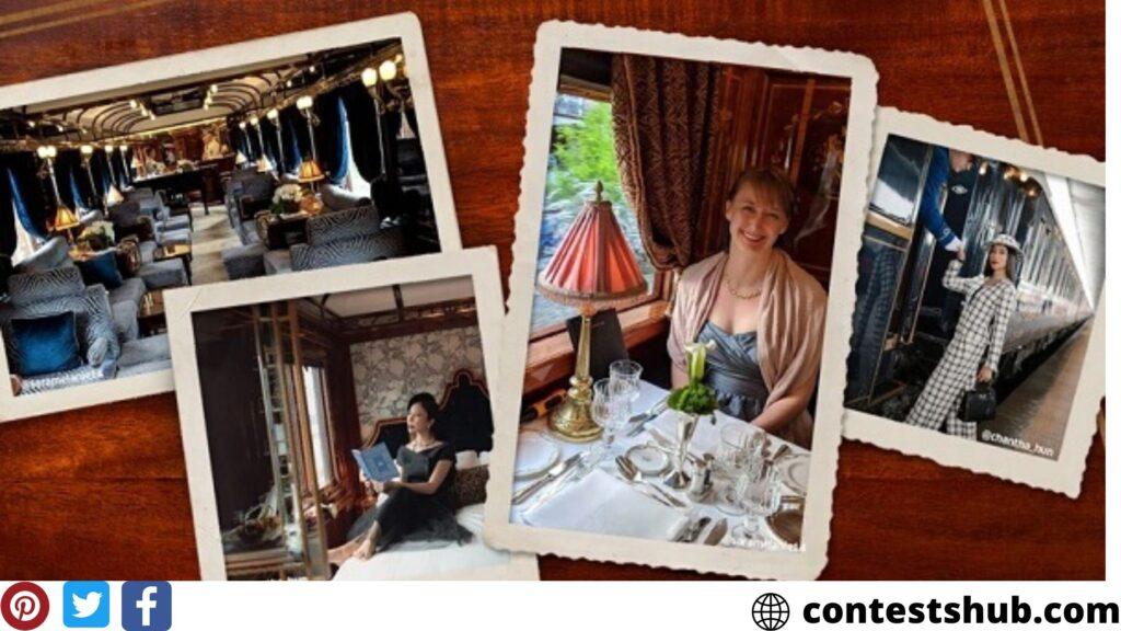 Omaze Venice Simplon Orient Express Sweepstakes
