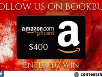 Win $400 Amazon Gift Card with Book Throne