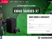 Ultimate Gamer XBOX Series X Giveaway