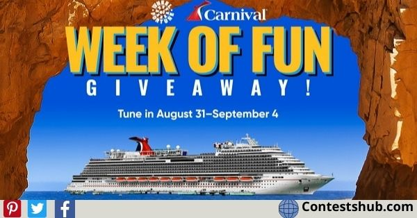 Wheel Of Fortune Carnival Giveaway 2020