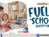 MadeGood Fuel for School Sweepstakes