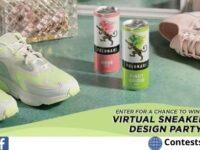 Folonari Wines Virtual Design Party Sweepstakes