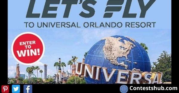 Universal Orlando Resort Sweepstakes
