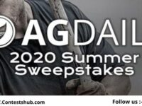 AGDAILY.com Ultimate Summer Sweepstakes
