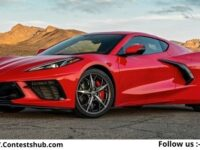 Inshane Designs Corvette Sweepstakes 2020