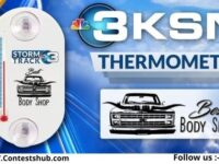 KSN Best Body Shop Thermometer Giveaway