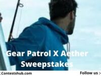 Gear Patrol X Aether Sweepstakes
