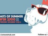 Wjrr Dog Days Of Summer Contest