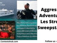 Aggressor Adventures Les Stroud Sweepstakes