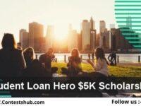 Student Loan Hero Scholarship Contest 2020
