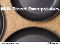 Milk Street Sweepstakes