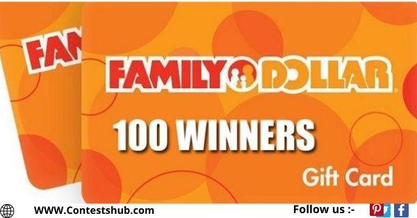 Family Dollar Make an Impression Sweepstakes
