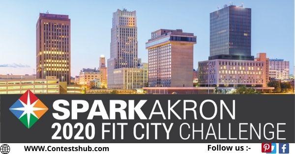 Spark Cleveland Fit City Challenge Contest