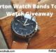 Barton Watch Bands Tockr Watch Giveaway