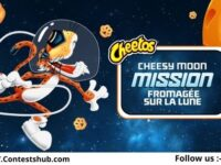Cheetos Moon Mission Contest
