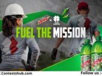 MTN Dew Team Rubicon Sweepstakes
