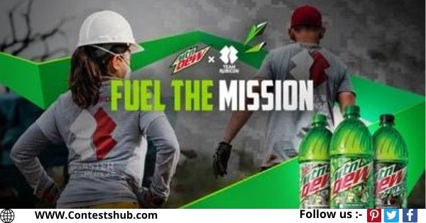 MTN Dew Team Rubicon Sweepstakes