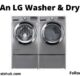 Win An LG Washer & Dryer