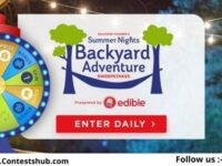 Hallmark Channels Summer Nights Backyard Adventure Sweepstakes