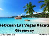 BlueOcean Las Vegas Vacation Giveaway