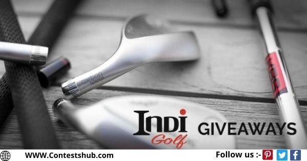 Indi Golf PGA Championship Sweepstakes