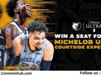 Michelob ULTRA Courtside Experience Sweepstakes