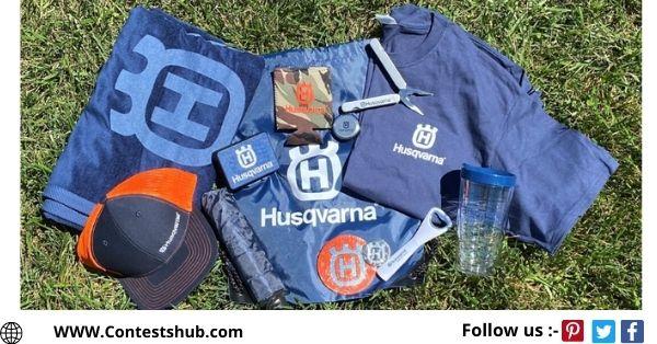 Husqvarna Summer Swag Sweepstakes