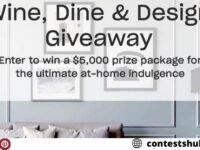 Decorilla Wine Dine and Design Giveaway 2020