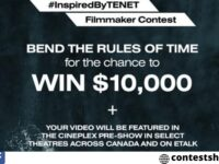Inspired By Tenet National Contest