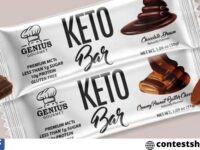 Genius Gourmet Keto Bar Sweepstakes
