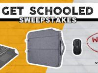 INSP TV Get Schooled Sweepstakes
