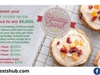 Go Bold With Butter Holiday Cookie Recipe Contest 2020