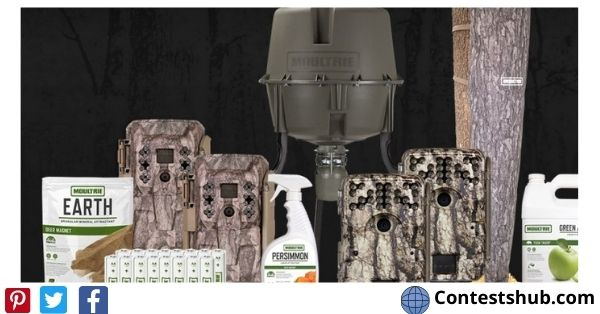 The Sportsman Channel Moultrie Sweepstakes